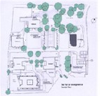 Site plan for development of Kemple View